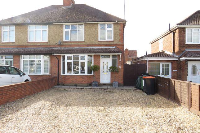 Thumbnail Semi-detached house for sale in Manor Road, Caddington, Luton