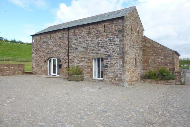 Thumbnail Barn conversion to rent in Oak House, Islekirk Court, Bolton Wood Lane, Westward, Wigton