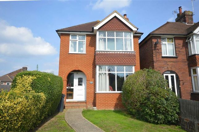 Thumbnail Detached house to rent in Hythe Road, Ashford, Kent