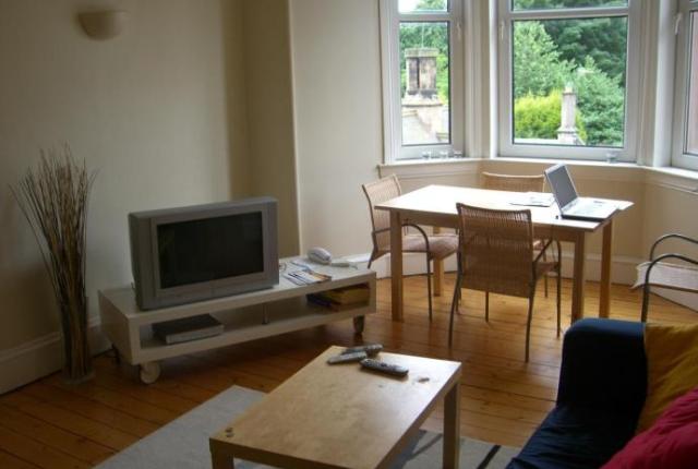 Thumbnail Flat to rent in Dalkeith Road, Edinburgh
