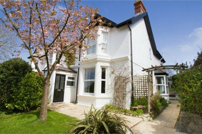 4 bed semi-detached house for sale in Grove Hill, Mawnan Smith, Falmouth, Cornwall