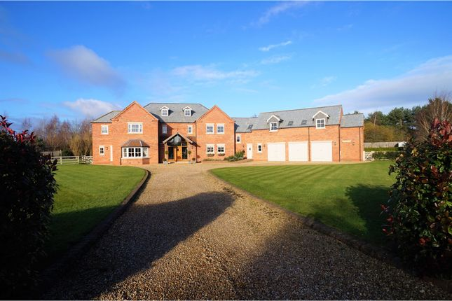 Thumbnail Detached house for sale in The Fairways, Torksey