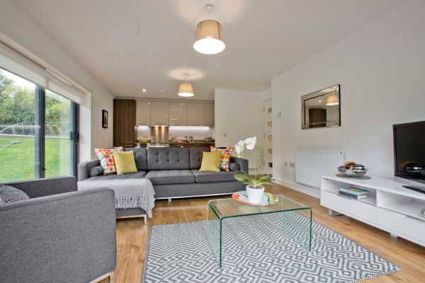 Thumbnail Flat to rent in Stoneywood Brae, Stoneywood, Aberdeen