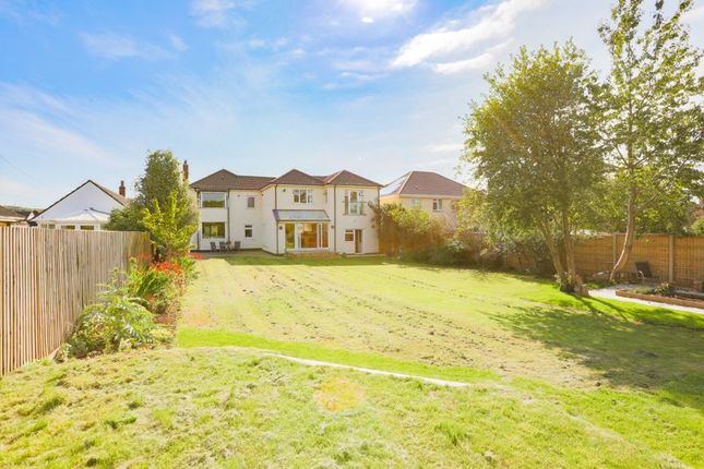 Thumbnail Detached house for sale in Dark Lane, Backwell, Bristol