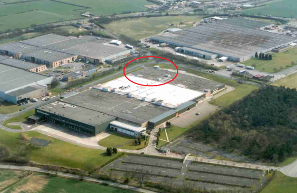 Thumbnail Industrial to let in Enterprise Way, Spennymoor, Co. Durham