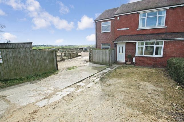 Thumbnail Semi-detached house for sale in Brierley Road, South Hiendley, Barnsley