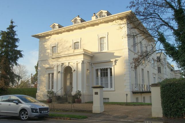 Thumbnail 2 bed flat for sale in Lansdown Crescent, Cheltenham