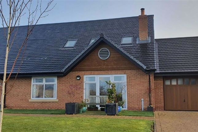 Thumbnail Detached bungalow for sale in The Waterside, Middleton Hall Retirement Village, Middleton St George