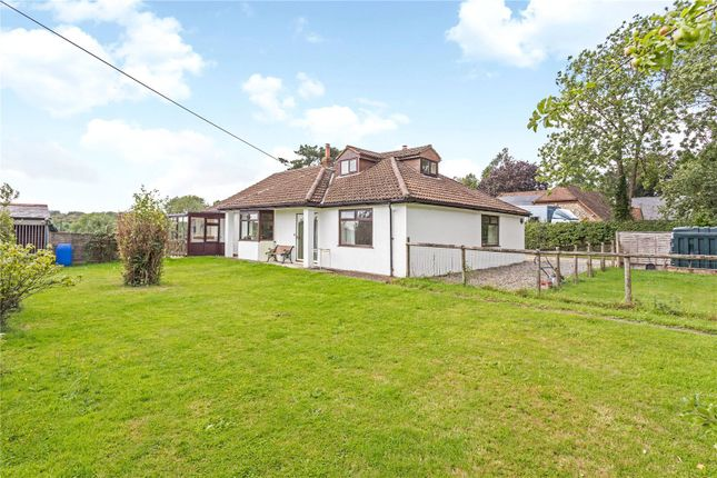 Thumbnail Detached bungalow for sale in Sprigs Holly Lane, Chinnor, Oxfordshire
