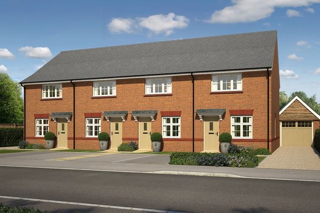 "2 bed semi-detached house for sale in ""Hexham"" at Baldock Road, Royston SG8"