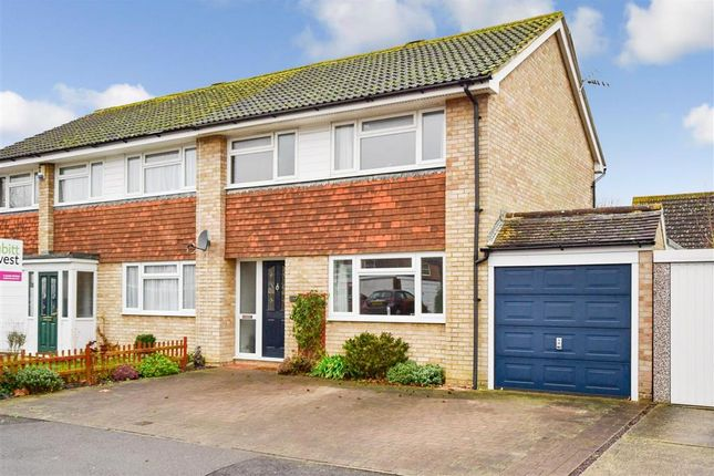 3 bed semi-detached house for sale in Wither Dale, Horley, Surrey