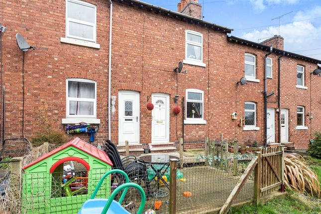 Thumbnail Terraced house for sale in Tamworth Rise, Duffield, Belper