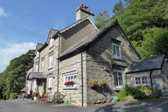 Thumbnail Detached house for sale in Pentrefoelas, Betws-Y-Coed