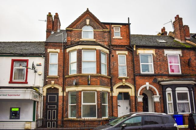 Thumbnail Flat to rent in Flat 1, Waterloo Road, Cobridge, Stoke-On-Trent, Staffordshire