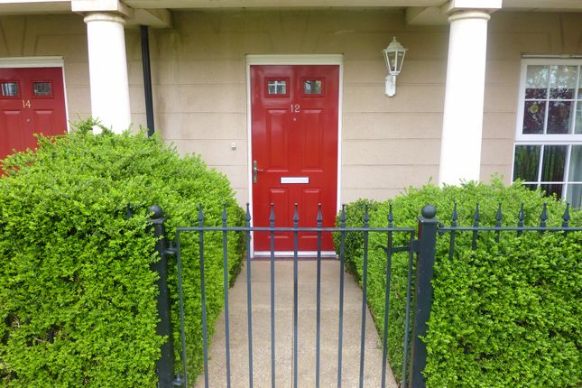 Thumbnail Town house to rent in Liverymen Walk, Greenhithe