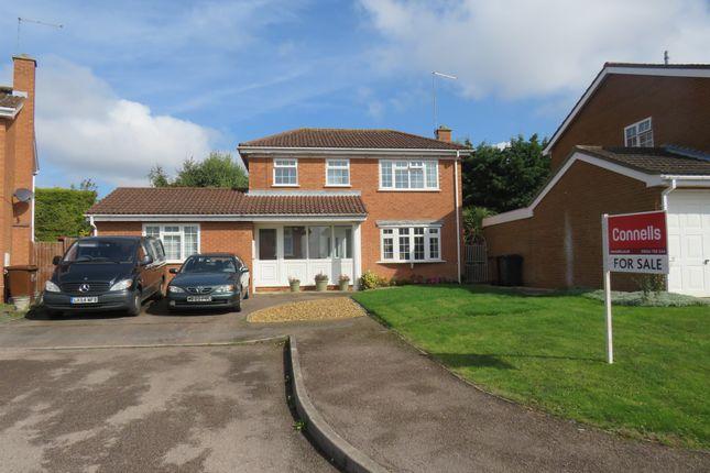 Thumbnail Detached house for sale in Wakehurst Drive, Northampton