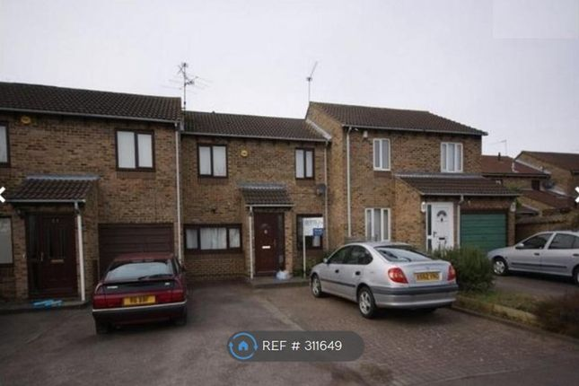 Thumbnail Terraced house to rent in Hawkedon Way, Reading