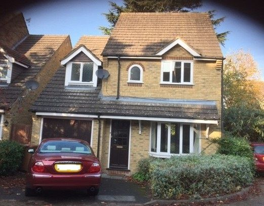 Thumbnail Detached house to rent in Bramble Acres, Sutton