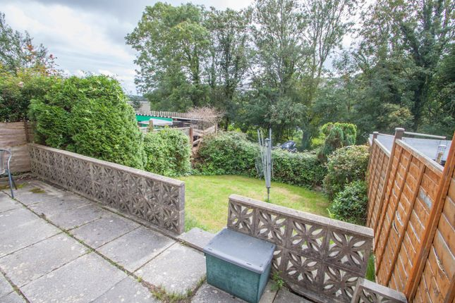 Garden of Rydal Close, Plymouth PL6