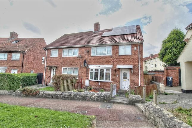 Thumbnail Semi-detached house for sale in Hawkshead Place, Gateshead