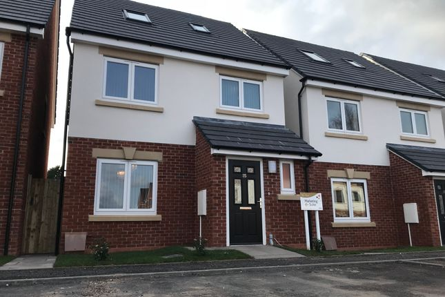 Thumbnail Detached house for sale in Ikon Avenue, Wolverhampton, West Midlands