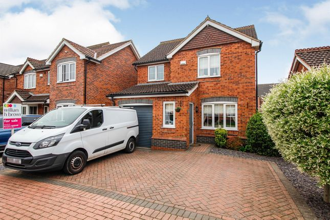 3 bed detached house for sale in Coverdale Road, Scunthorpe DN16