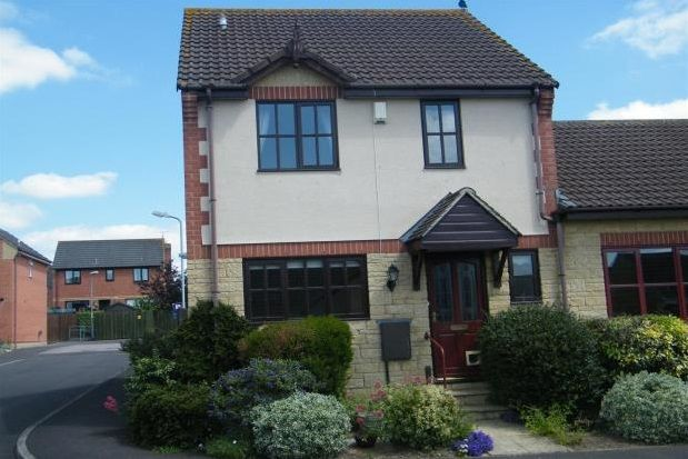 Thumbnail Semi-detached house to rent in Moorlands Close, Martock