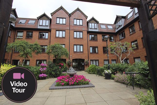 Thumbnail Flat to rent in Rosebery Court, Water Lane, Leighton Buzzard