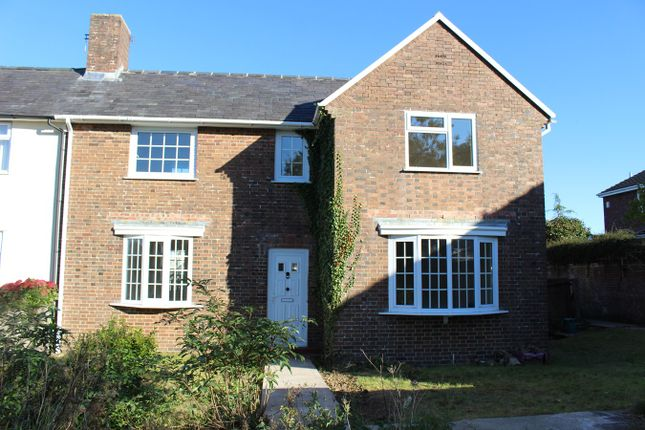Thumbnail Semi-detached house for sale in Chestnut Avenue, St Athan, St Athan