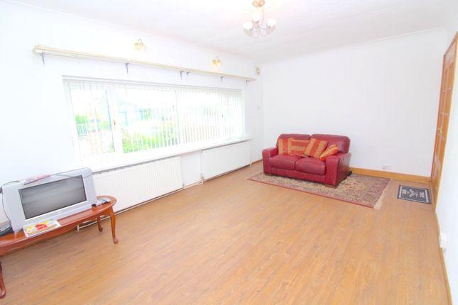 Thumbnail Detached bungalow to rent in Dulais Road, Pontarddulais, Swansea