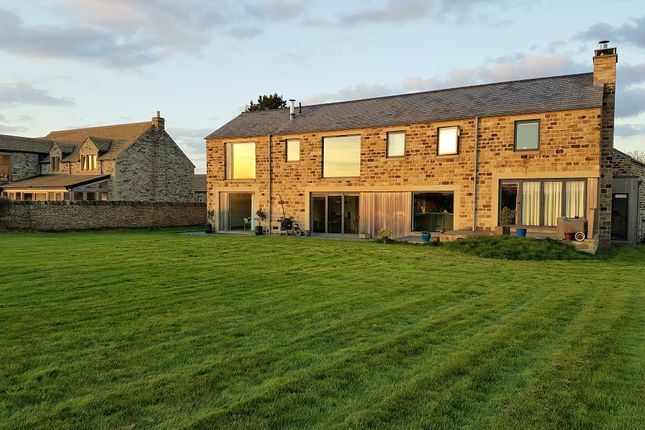 Thumbnail Detached house for sale in Lydgate, Lepton, Huddersfield
