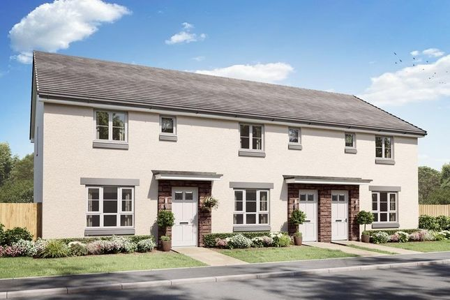 """3 bed end terrace house for sale in """"Coull"""" at Lossiemouth Road, Elgin IV30"""