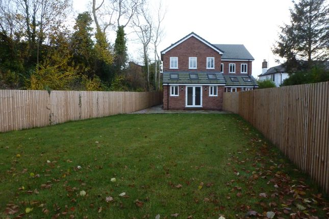 Thumbnail Semi-detached house to rent in 2 West Vale, Neston, Cheshire
