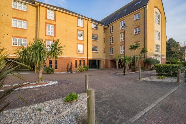 Thumbnail Flat for sale in Caroline Way, Eastbourne