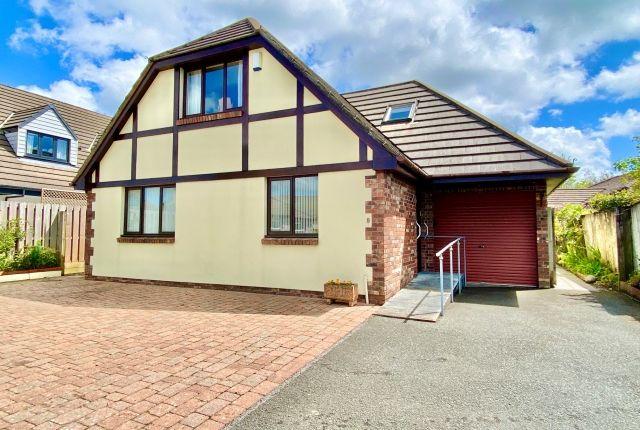 Thumbnail Detached house for sale in Little Bridge Park, Wadebridge