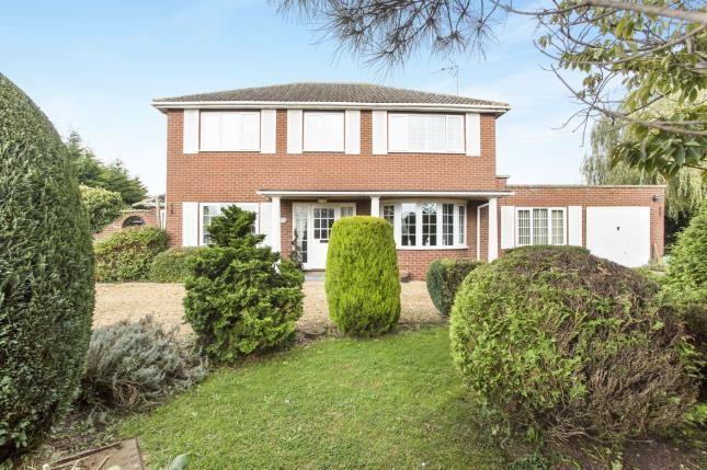 Thumbnail Detached house for sale in West Lynn, Kings Lynn, Norfolk