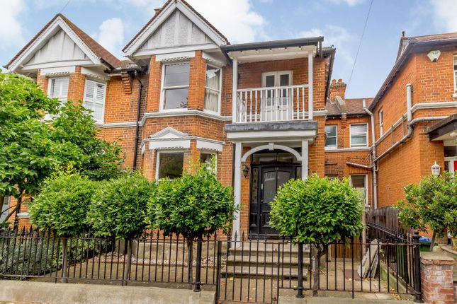 Thumbnail Terraced house for sale in Feltham Avenue, East Molesey