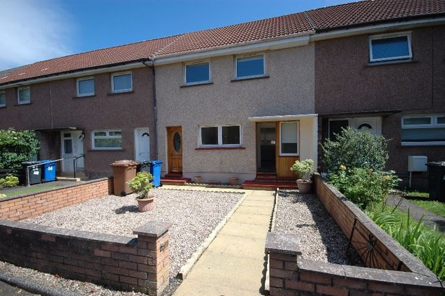 Thumbnail Terraced house to rent in Broomlands Drive, Irvine, North Ayrshire
