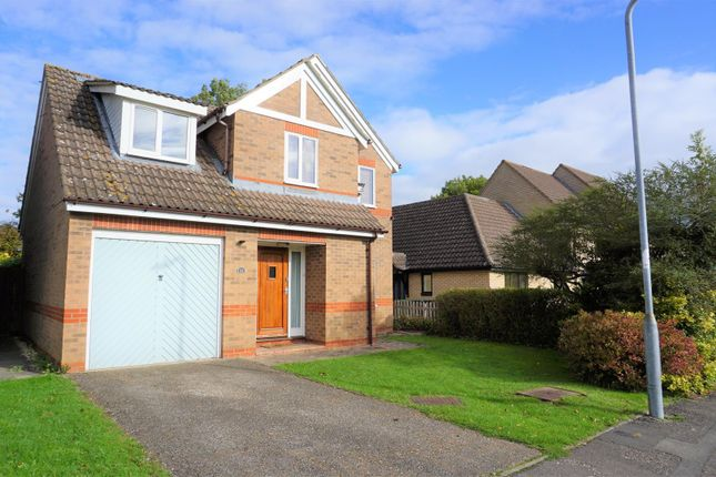 3 bed detached house to rent in Morgans Close, Polebrook, Peterborough PE8