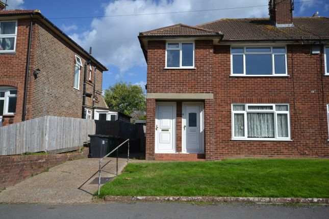 Thumbnail Flat to rent in Maberley Road, Bexhill On Sea