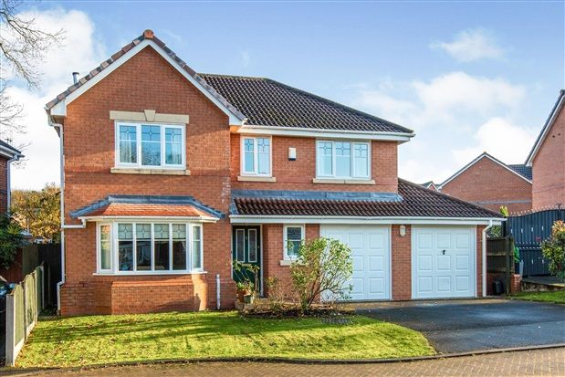Front Aspect of Johns Wood Close, Chorley PR7