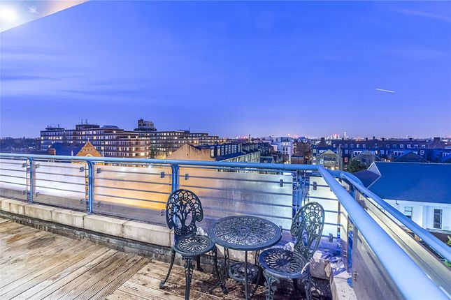 Thumbnail Flat for sale in Lumiere Court, 209 Balham High Road, London