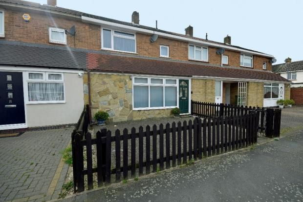 Thumbnail Terraced house for sale in Wynters, Kingswood