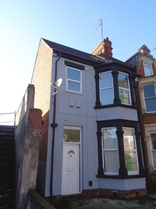 Thumbnail End terrace house to rent in Ella Street, Hull