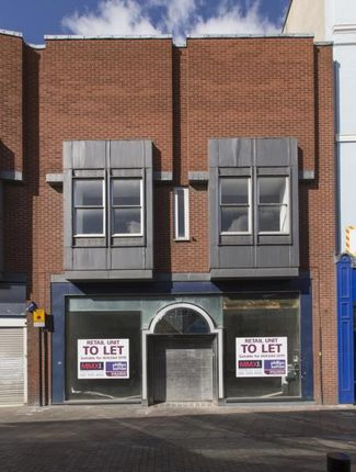 Thumbnail Retail premises to let in 26, Market Place, Leicester