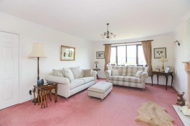Lounge of Ringstone Way, Whaley Bridge, High Peak, Derbyshire SK23