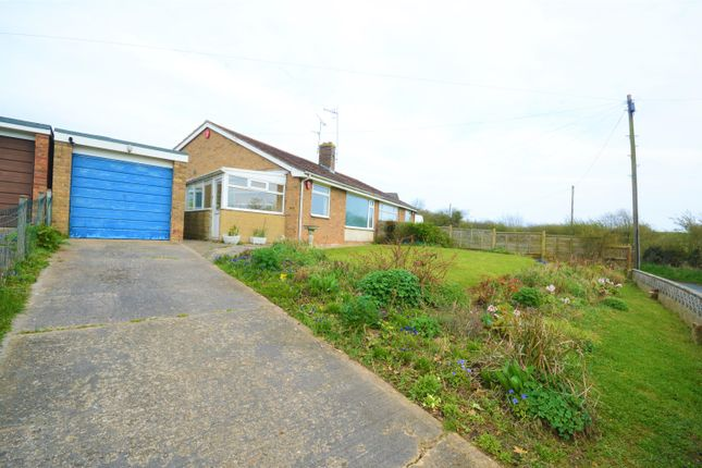 Thumbnail Semi-detached bungalow for sale in Manor View Road, Lebberston, Scarborough