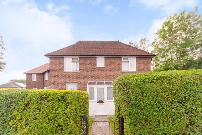 Thumbnail End terrace house for sale in Middleton Road, Carshalton