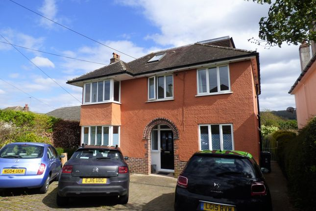 Thumbnail Detached house for sale in Newlands Road, Sidmouth