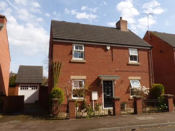 Thumbnail Detached house for sale in Dancers Hill, Abbeymead, Gloucester, Gloucestershire